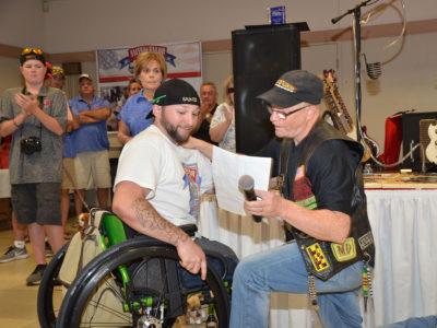 Our Hero & Honoree USMC Corporal Clark Cavalier