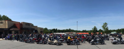 over 300 motorcycles