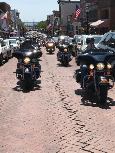 Great Ride thru Historic Annapolis